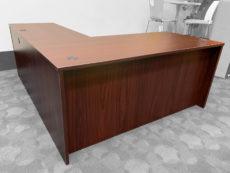 Find used l-shape desks at Office Liquidation
