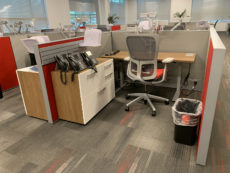Find used Compose Storage Right-Hand Combination Units at Office Furniture Outlet