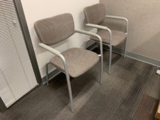 Find used Zody Guest Chairs at Office Furniture Outlet