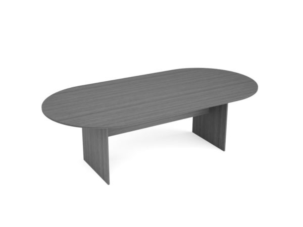Find used KUL 71 racetrack conference table (gry)s at Office Furniture Outlet
