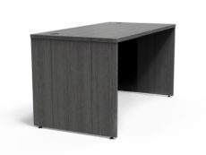 Find used KUL 24x48 desk shell (gry)s at Office Furniture Outlet