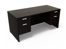 Find used KUL 36x71 desk w/ 2bf ped (esp)s at Office Furniture Outlet