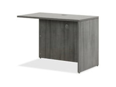 Find used KUL 24x42 return shell (non-handed) (gry)s at Office Furniture Outlet