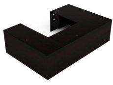 Find used KUL 71x108 u-shape desk w/ 2bf ped (esp)s at Office Furniture Outlet