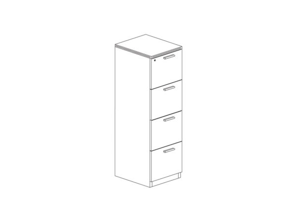Office Furniture Outlet New 4 Drawer Verticle File
